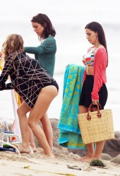 ANNALYNNE McCORD, JESSICA LOWNDES and JESSICA STROUP