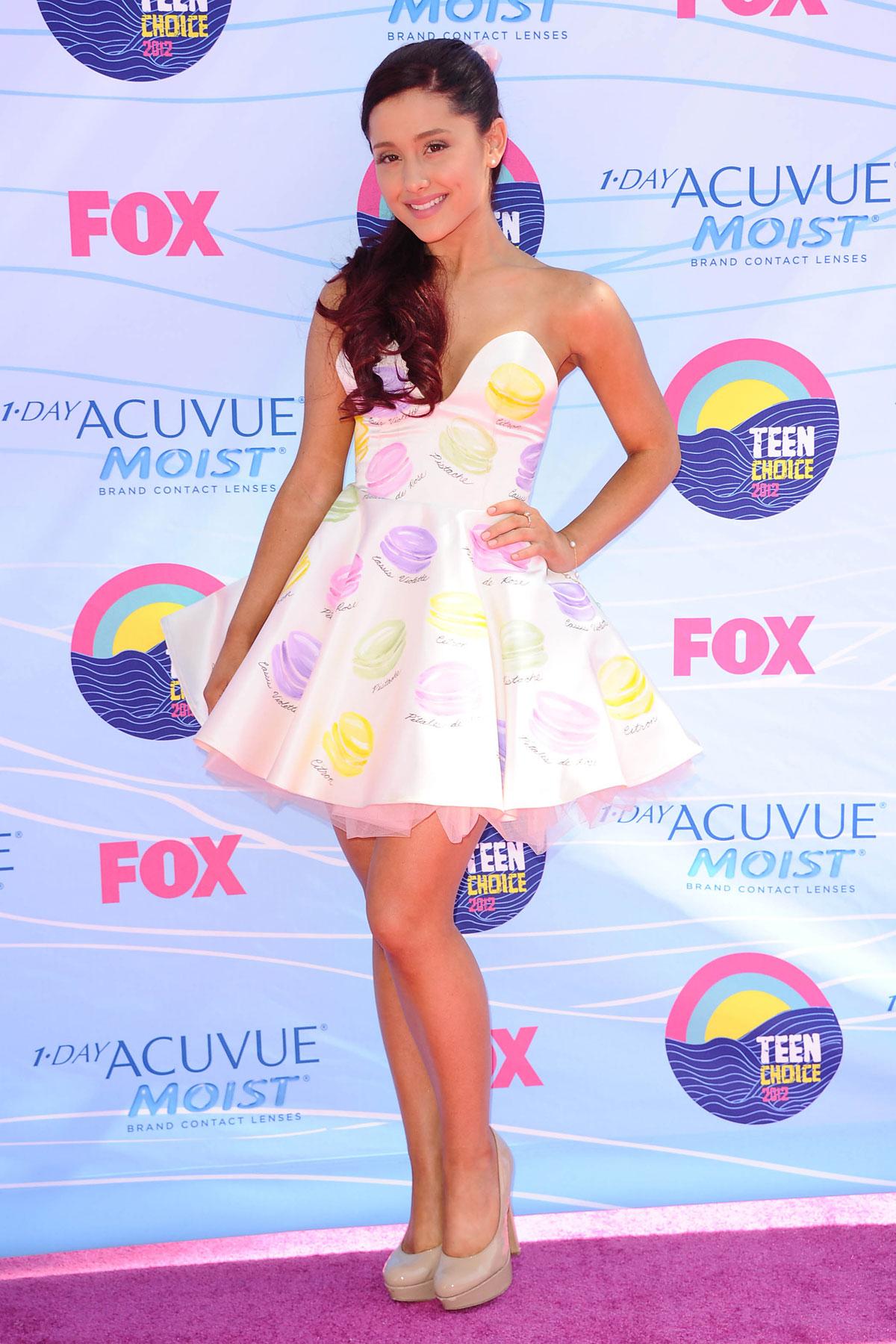 ariana grande macaron dress - photo #8