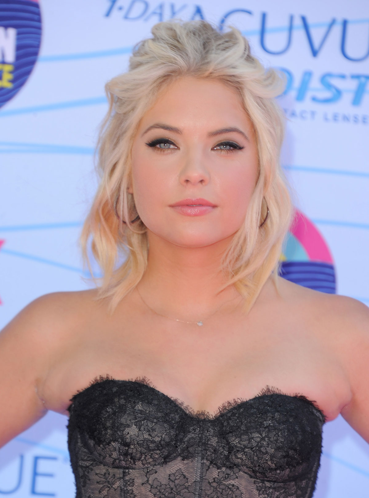 ASHLEY BENSON at 2012 Teen Choice Awards in Universal CityAshley Benson