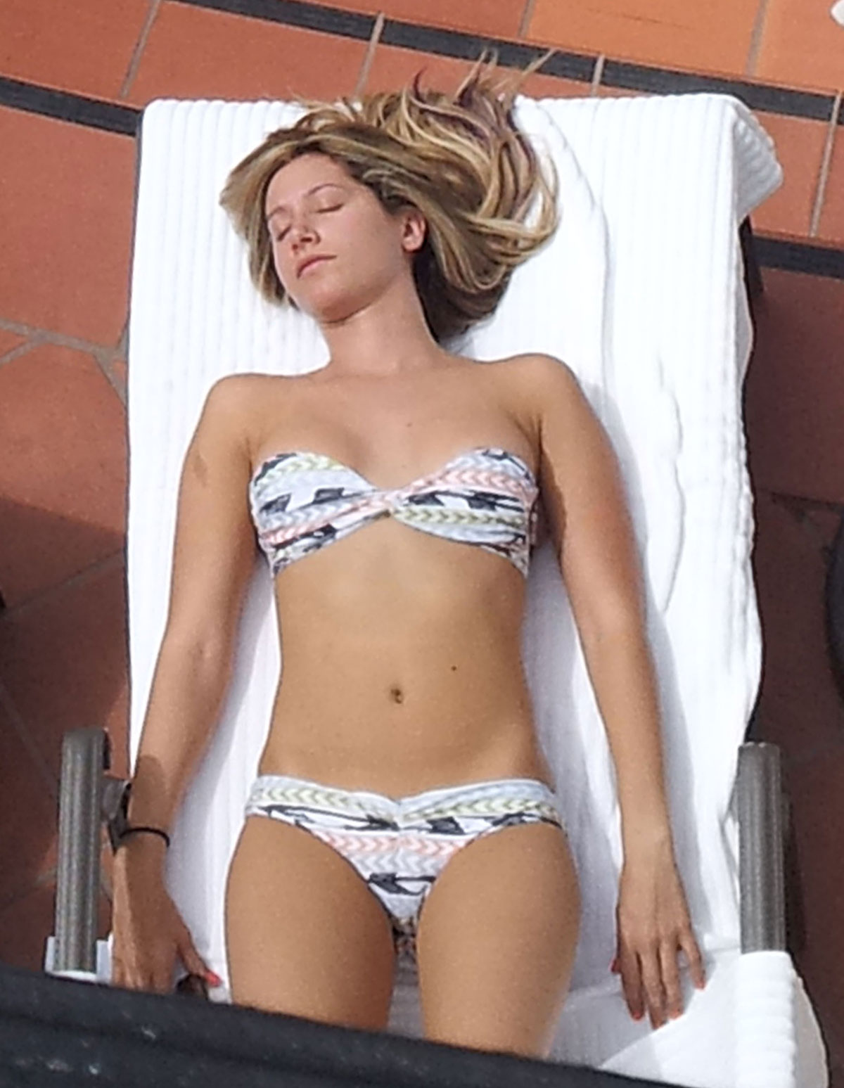 Ashley tisdale plastic surgery before and after photos