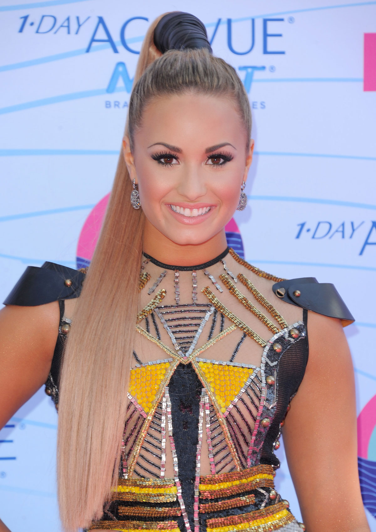 Demi Lovato At 2012 Teen Choice Awards In Universal City