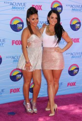 FRANCIA RAISA and JOJO LEVESQUE