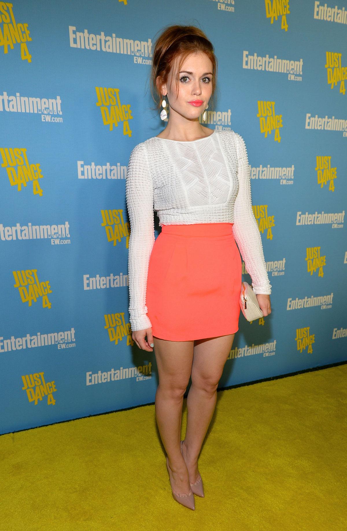 Jennifer Lopez Dresses 2012. Emily Atack Halloween Party - Leather ...