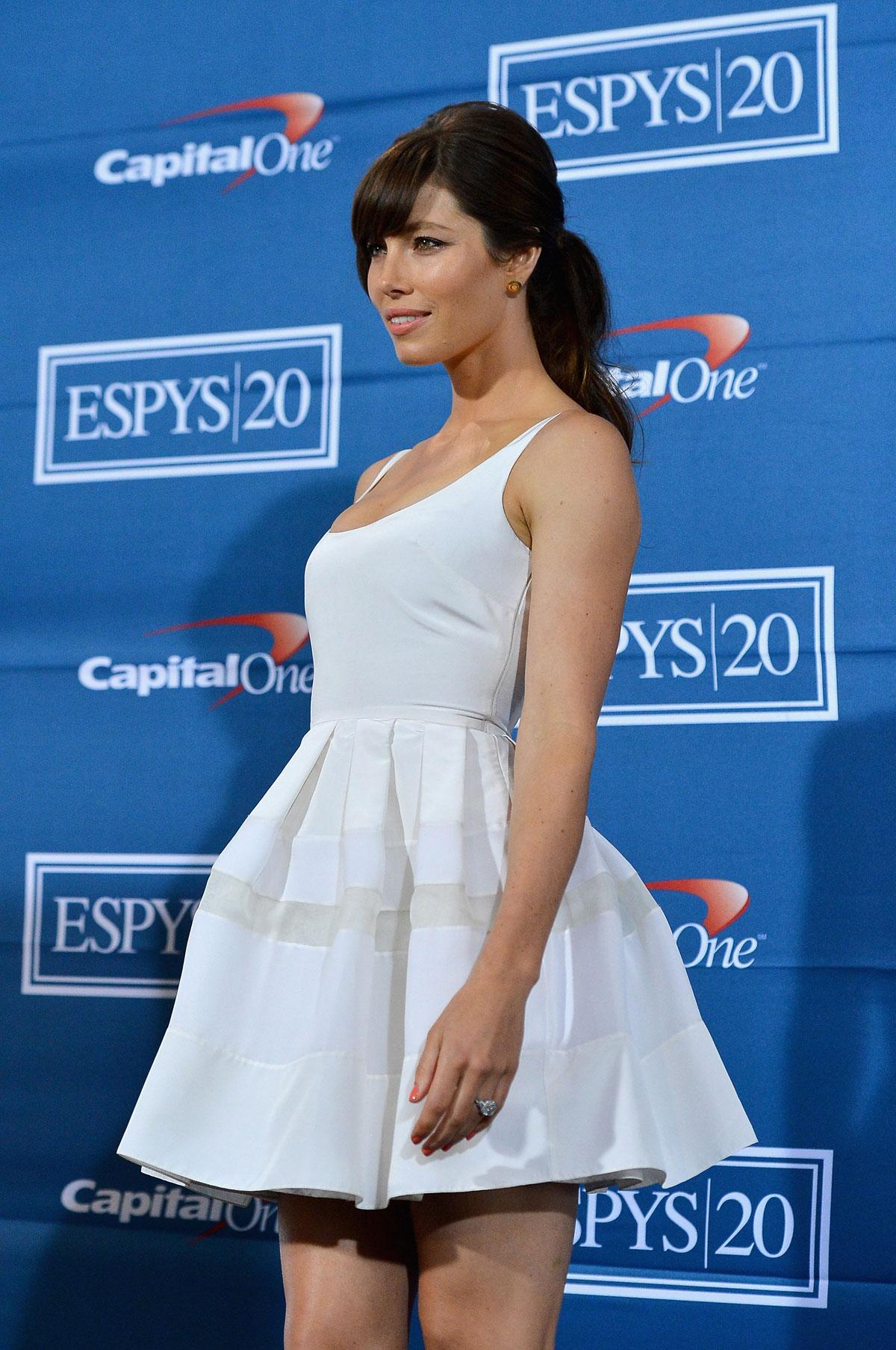 Jessica Biel 2012