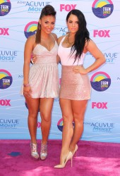 JOJO LEVESQUE and FRANCIA RAISA