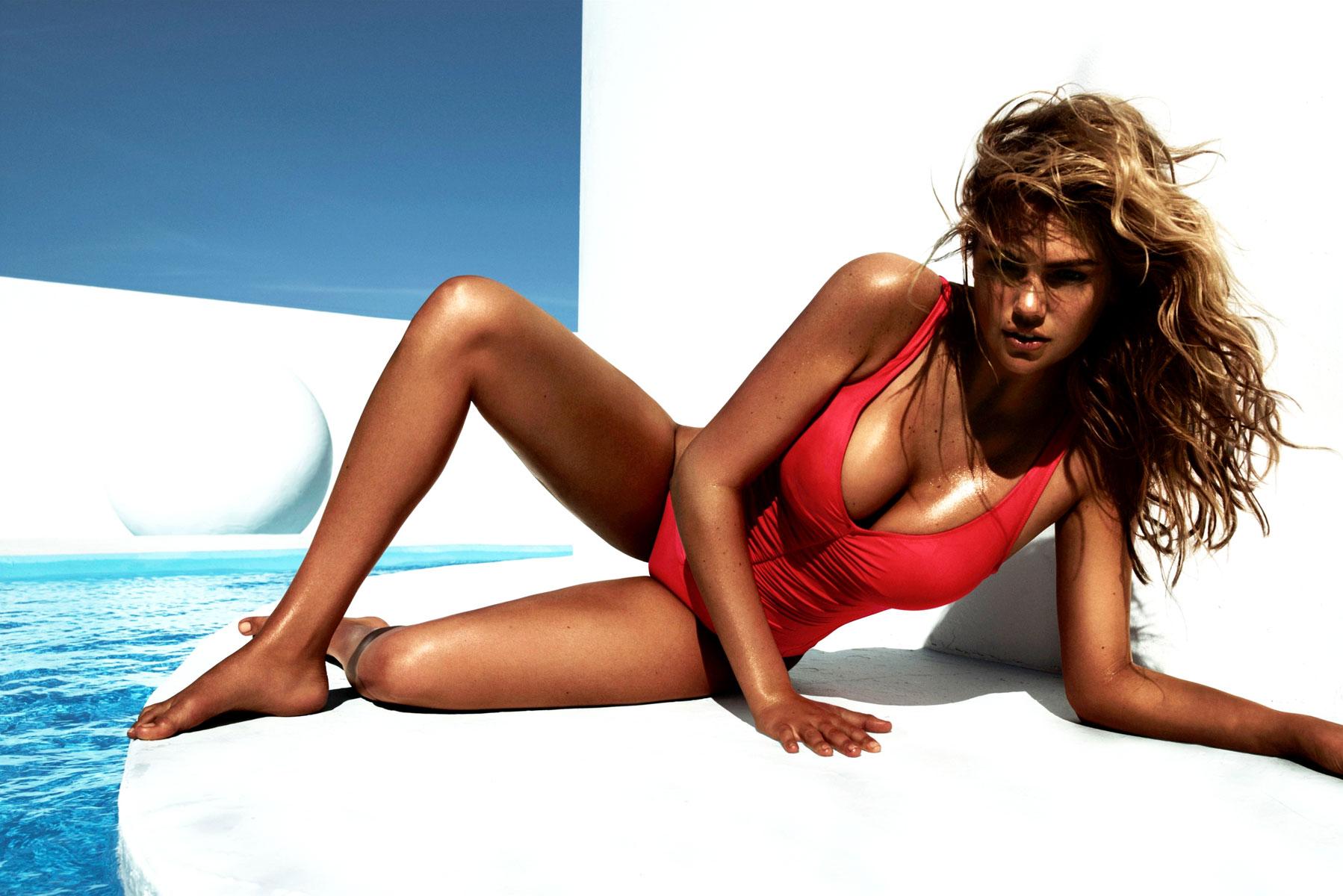 Kate upton in swimsuits at miguel reveriego photoshoot hawtcelebs kate upton altavistaventures Choice Image