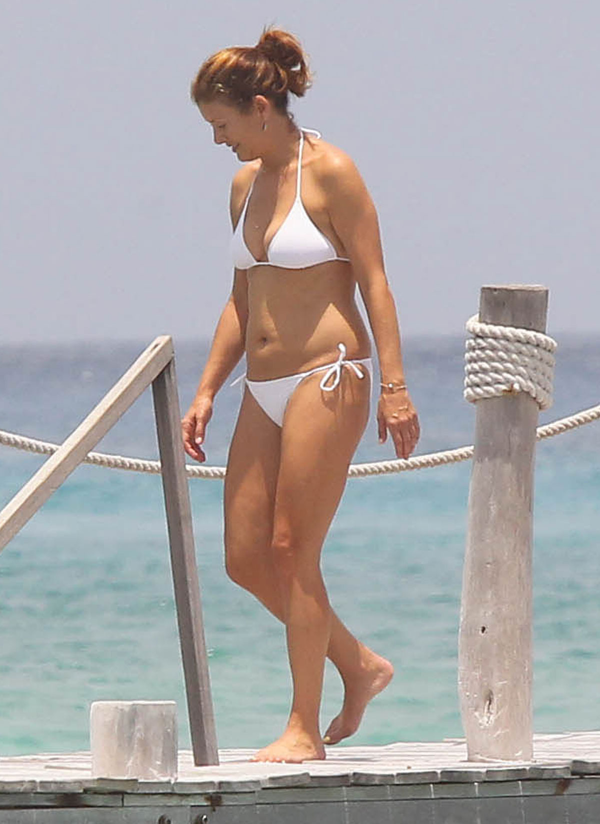 Kate Walsh Bikini Pics