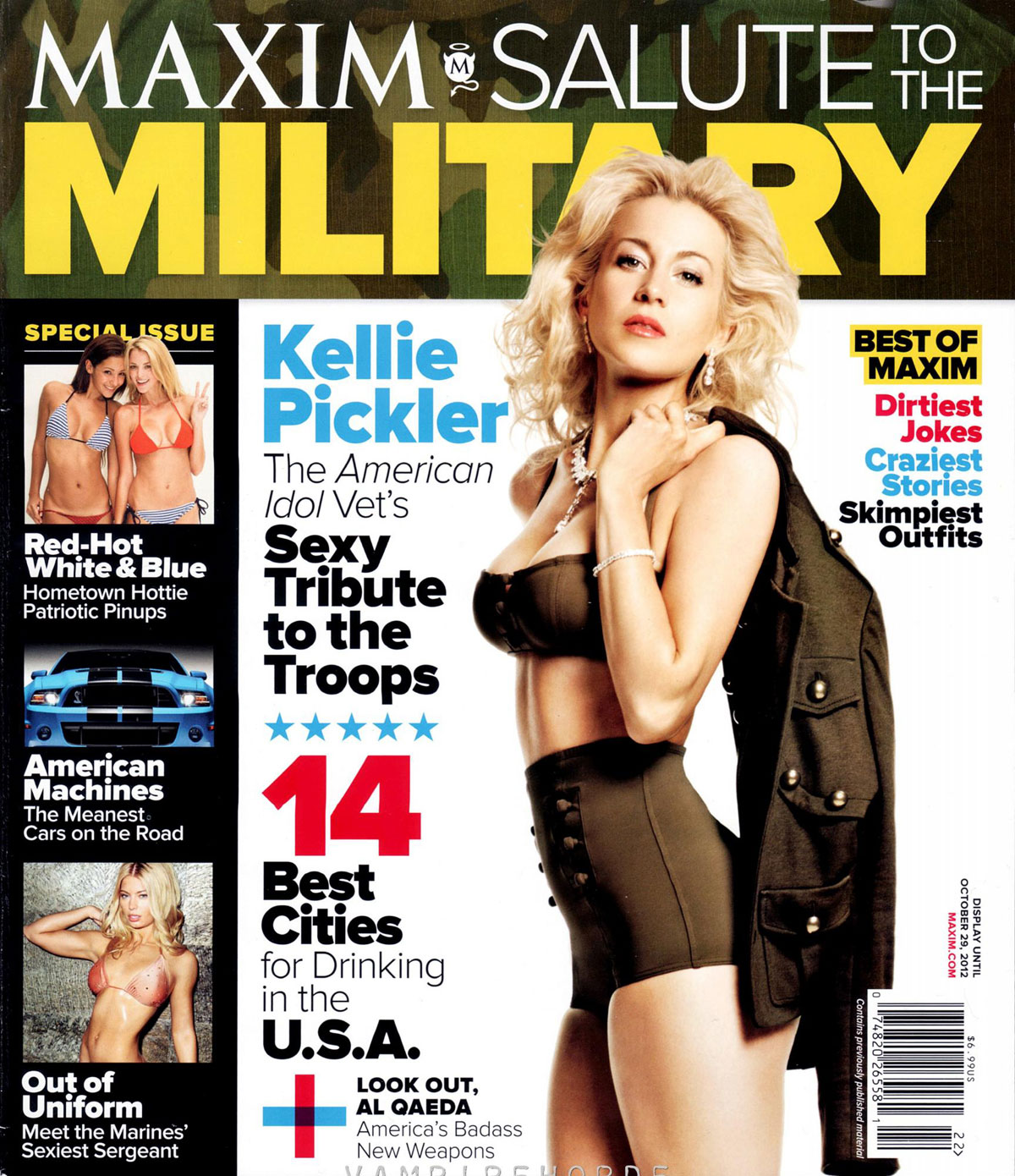Kellie pickler maxim are certainly