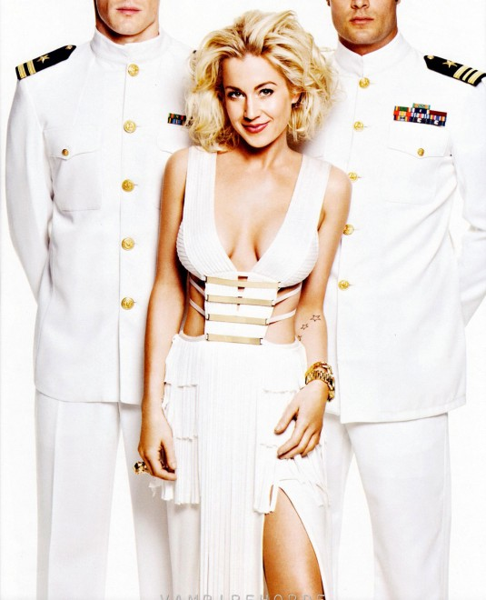 KELLIE PICKLER In Maxim Salute To The Military