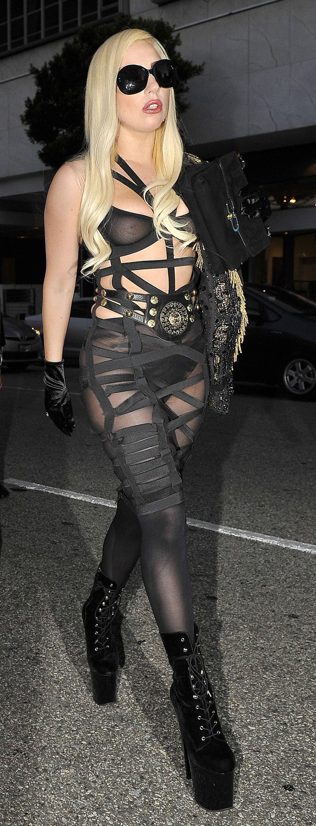 Fotos de lady gaga gorda 2012 60