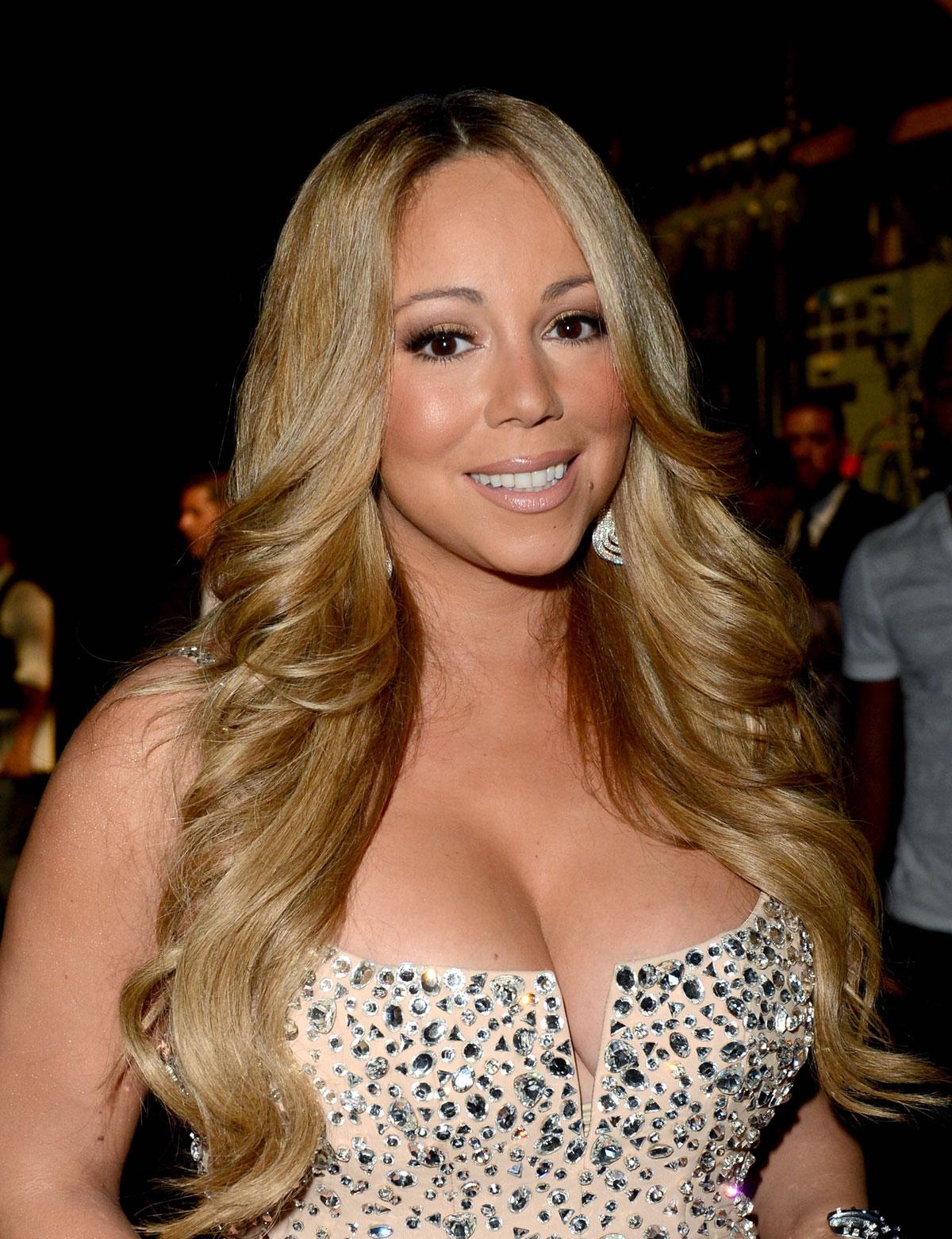 MARIAH CAREY at BET Awards in Los Angeles - HawtCelebs - HawtCelebs Mariah Carey