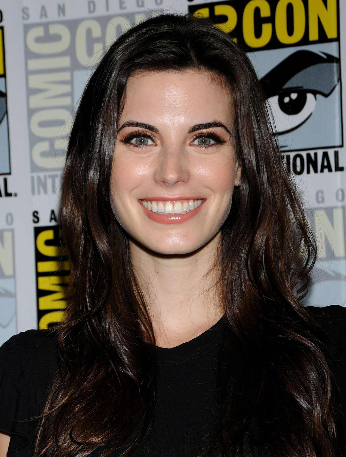 Meghan Ory At The Once Upon A Time Press Conference At