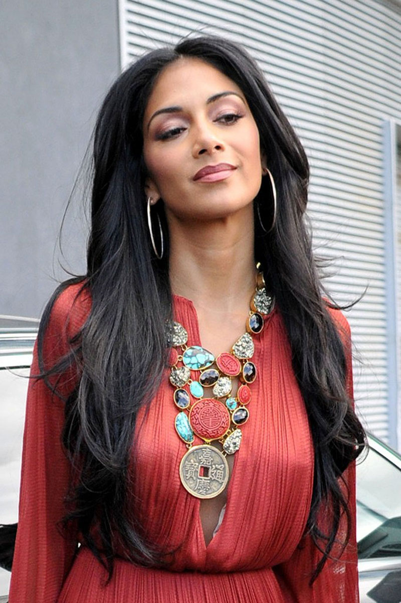NICOLE SCHERZINGER Arrives at The X Factor Camp in LiverpoolNicole Scherzinger