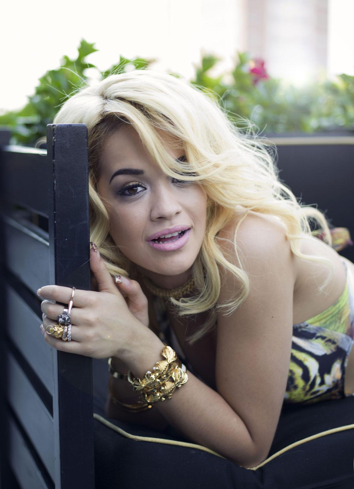 Rita Ora Fashion Shoot Photos: RITA ORA In Swimsuit At Victoria Will Photoshoot