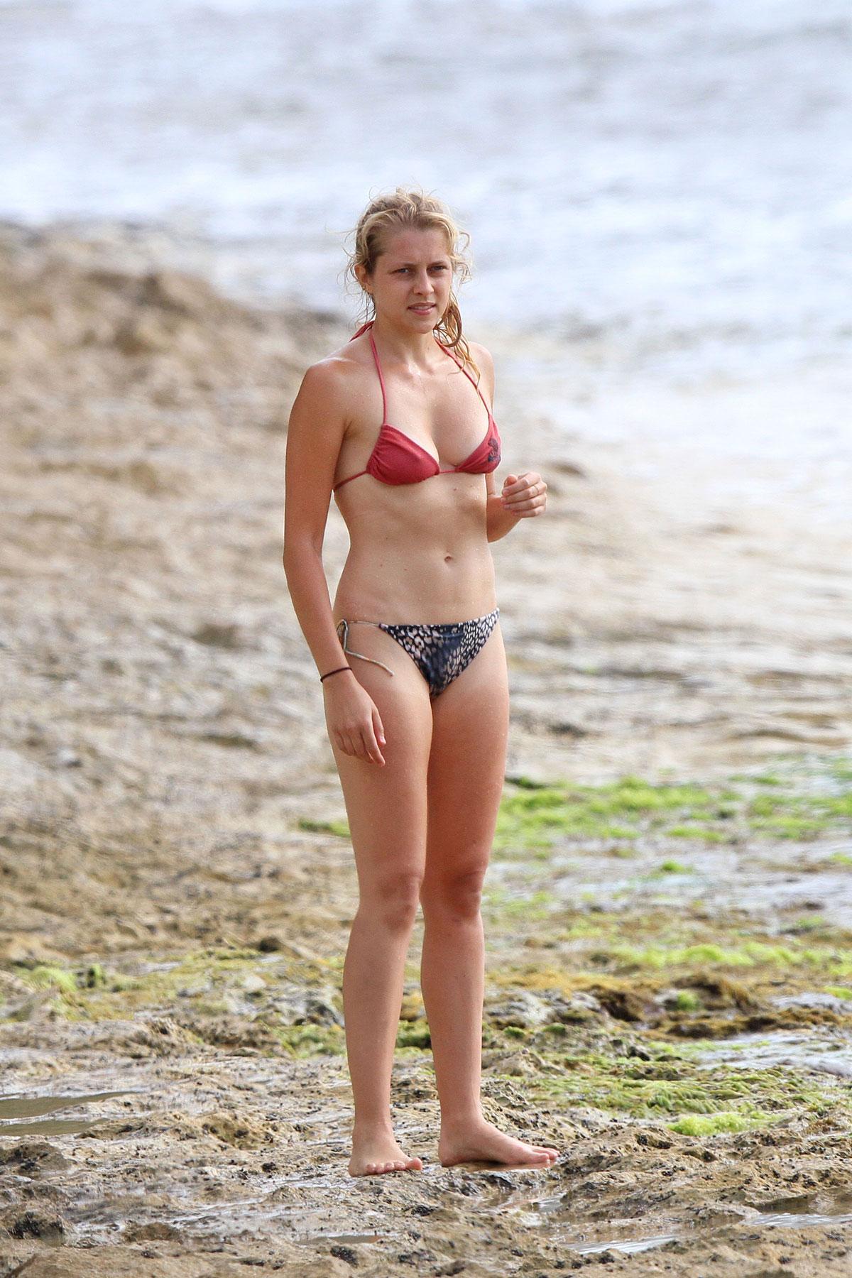 Teresa palmer in a bikini