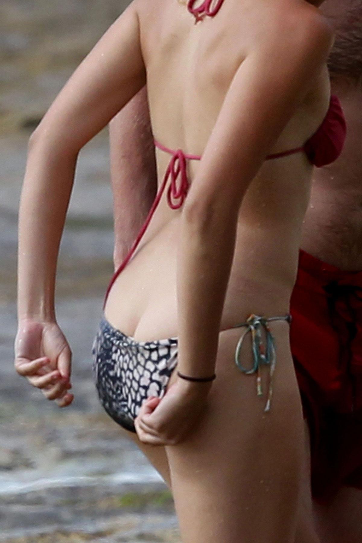 Teresa palmer bikini