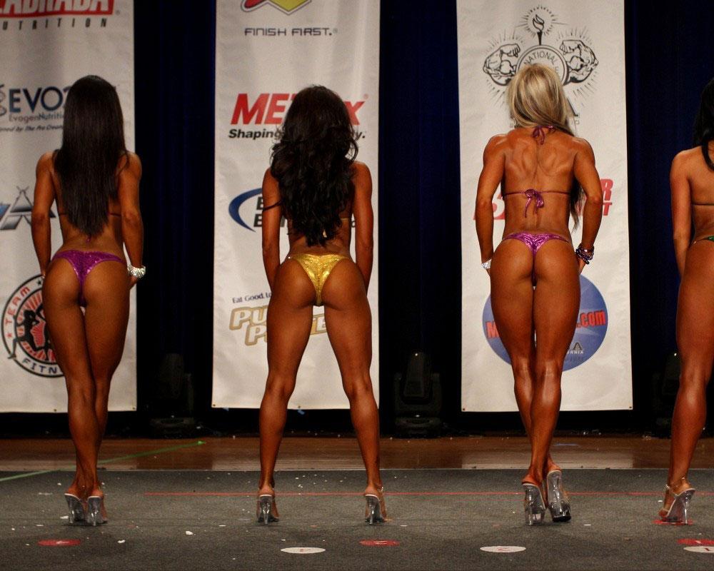 Pro bikini competition