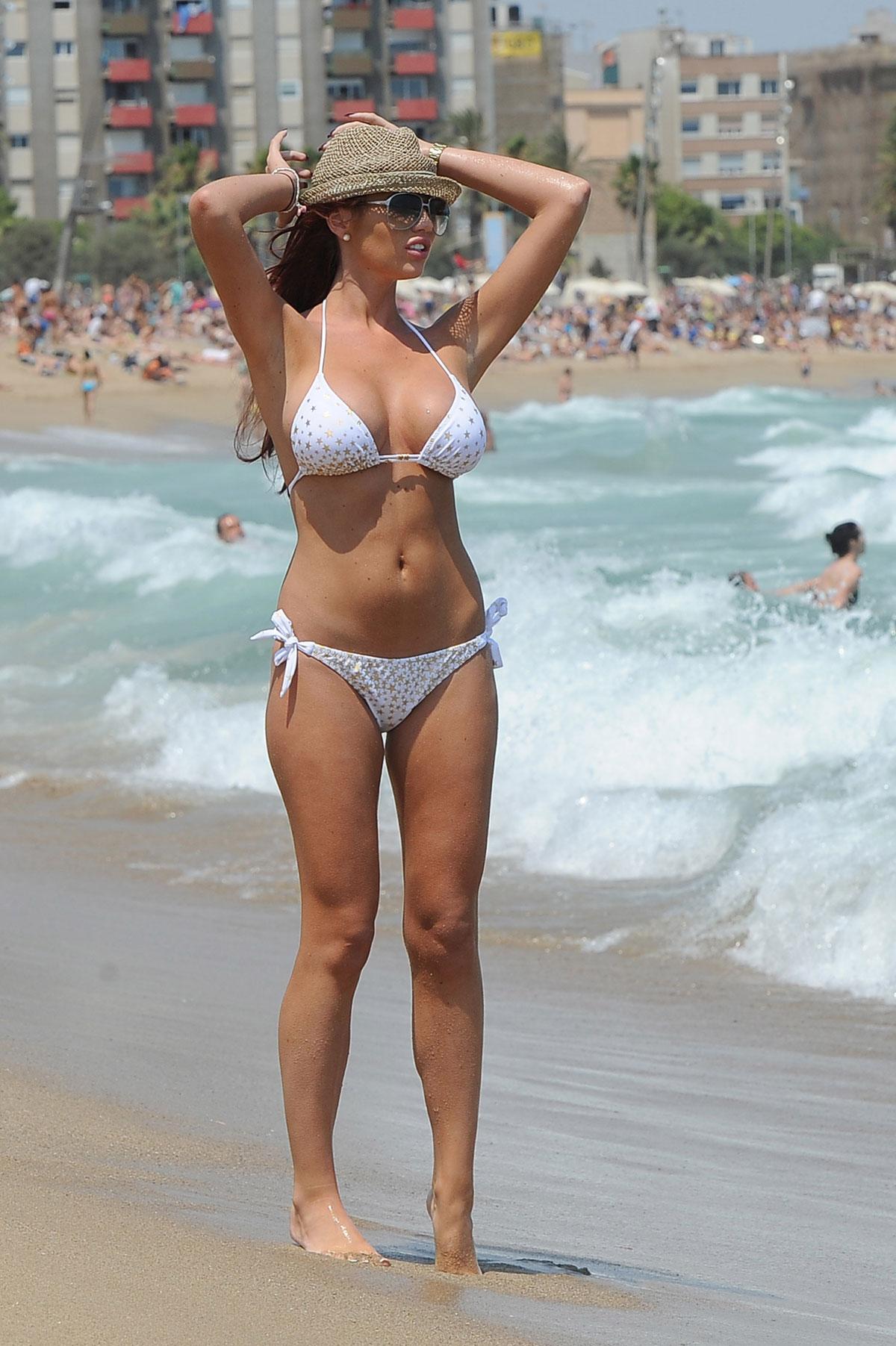пляж случайное фото