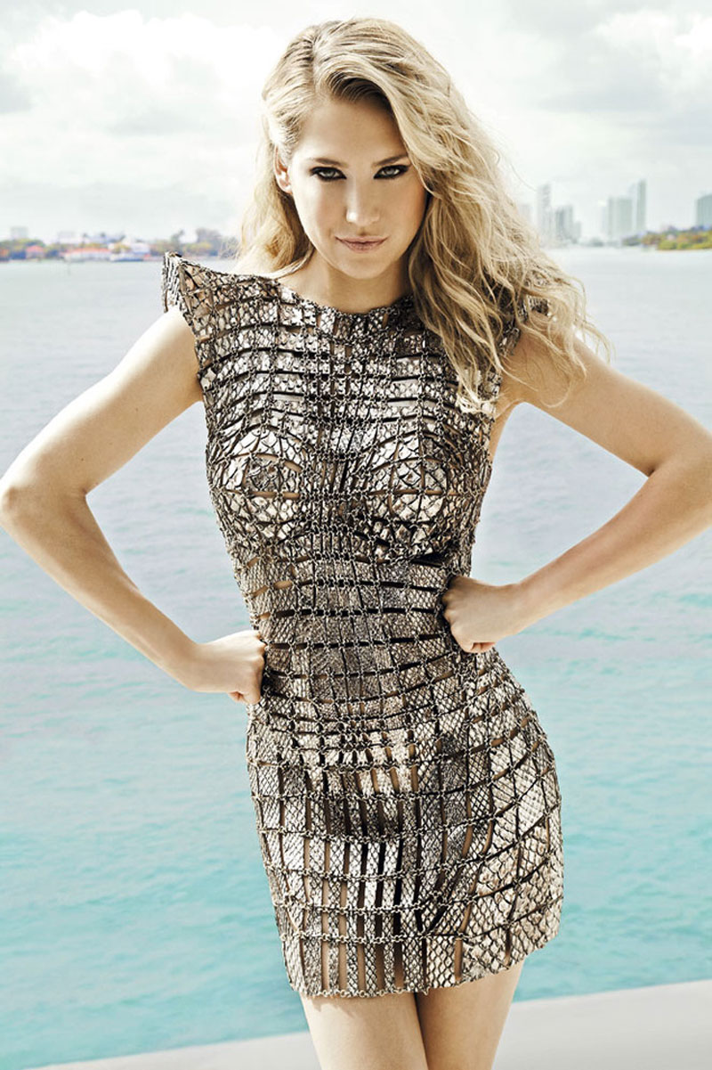 ANNA KOURNIKOVA in the SModa Magazine Photoshoot ... Anna Kurnikova