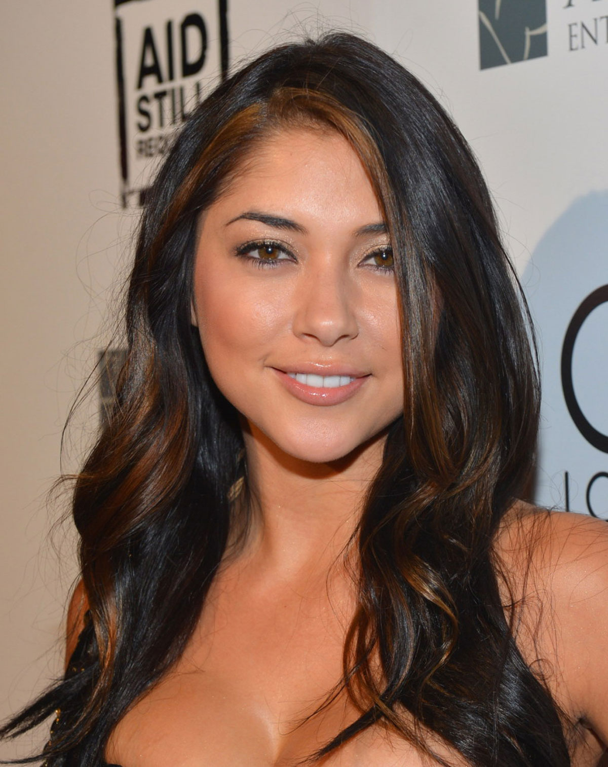 ARIANNY CELESTE at The Big Easy Juke Joint Event in Los Angeles