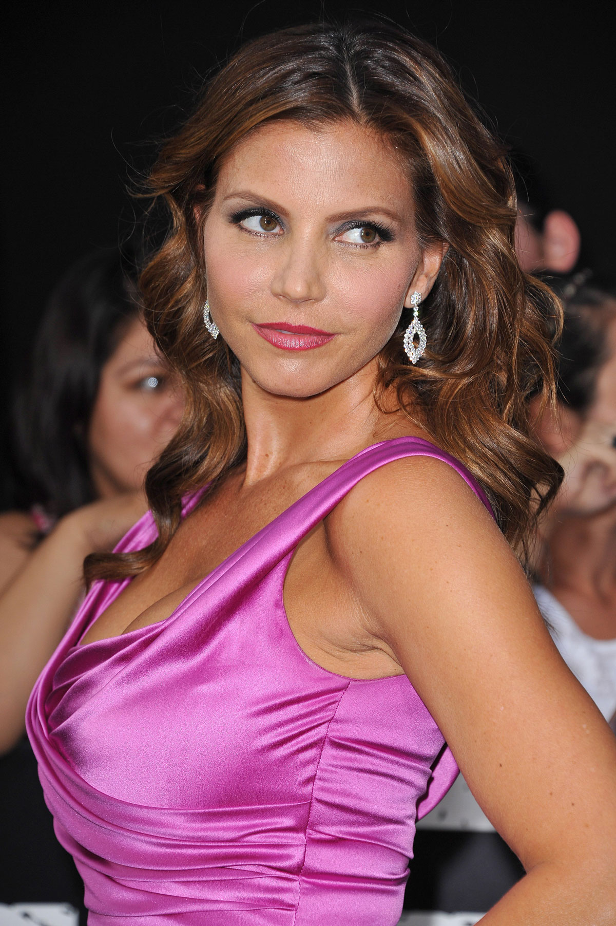 Charisma Carpenter At The Expendables 2 Premiere In