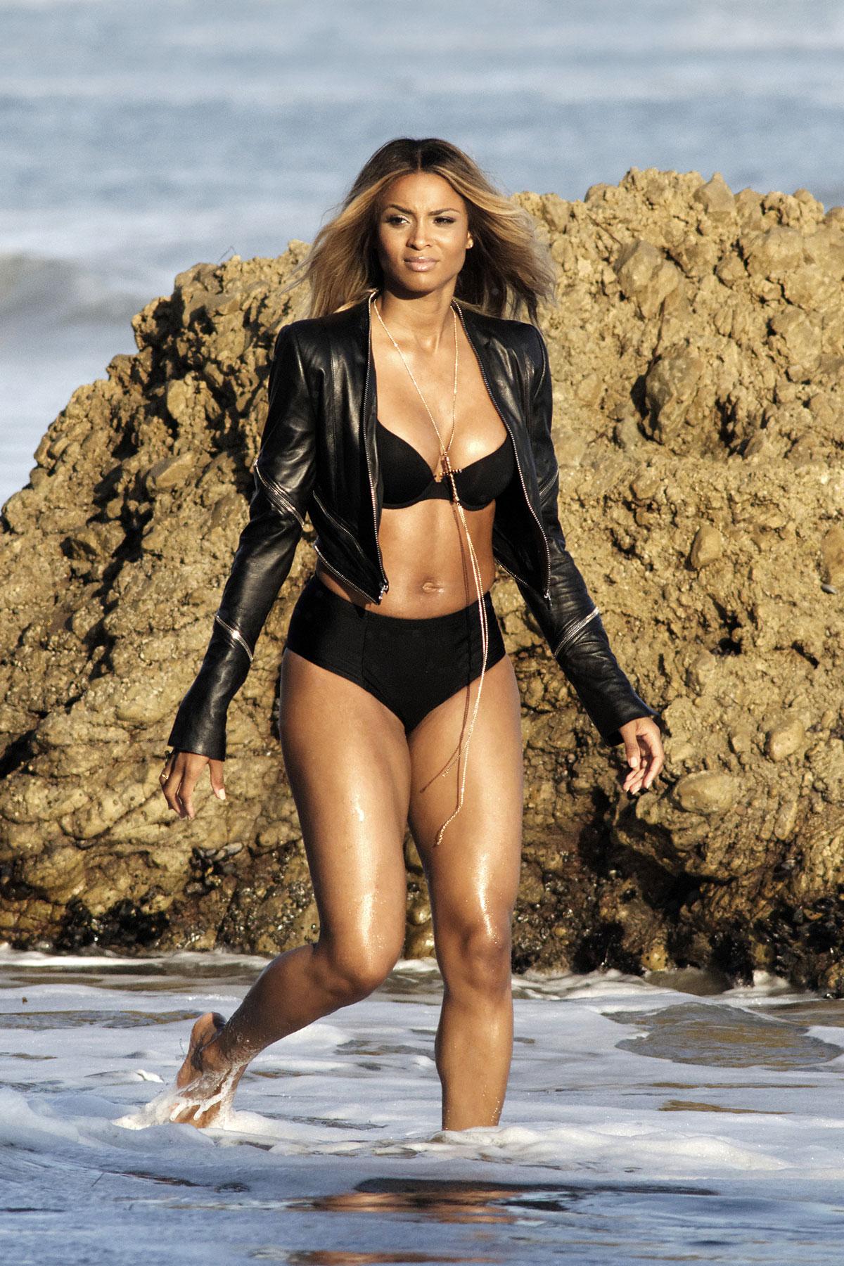 New bikini images