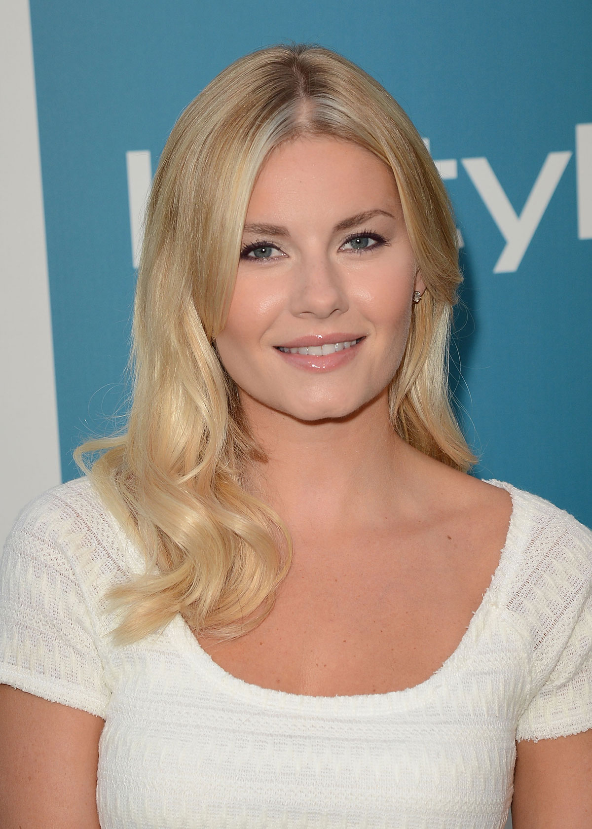 ELISHA CUTHBERT at 11th Annual InStyle Summer Soiree in