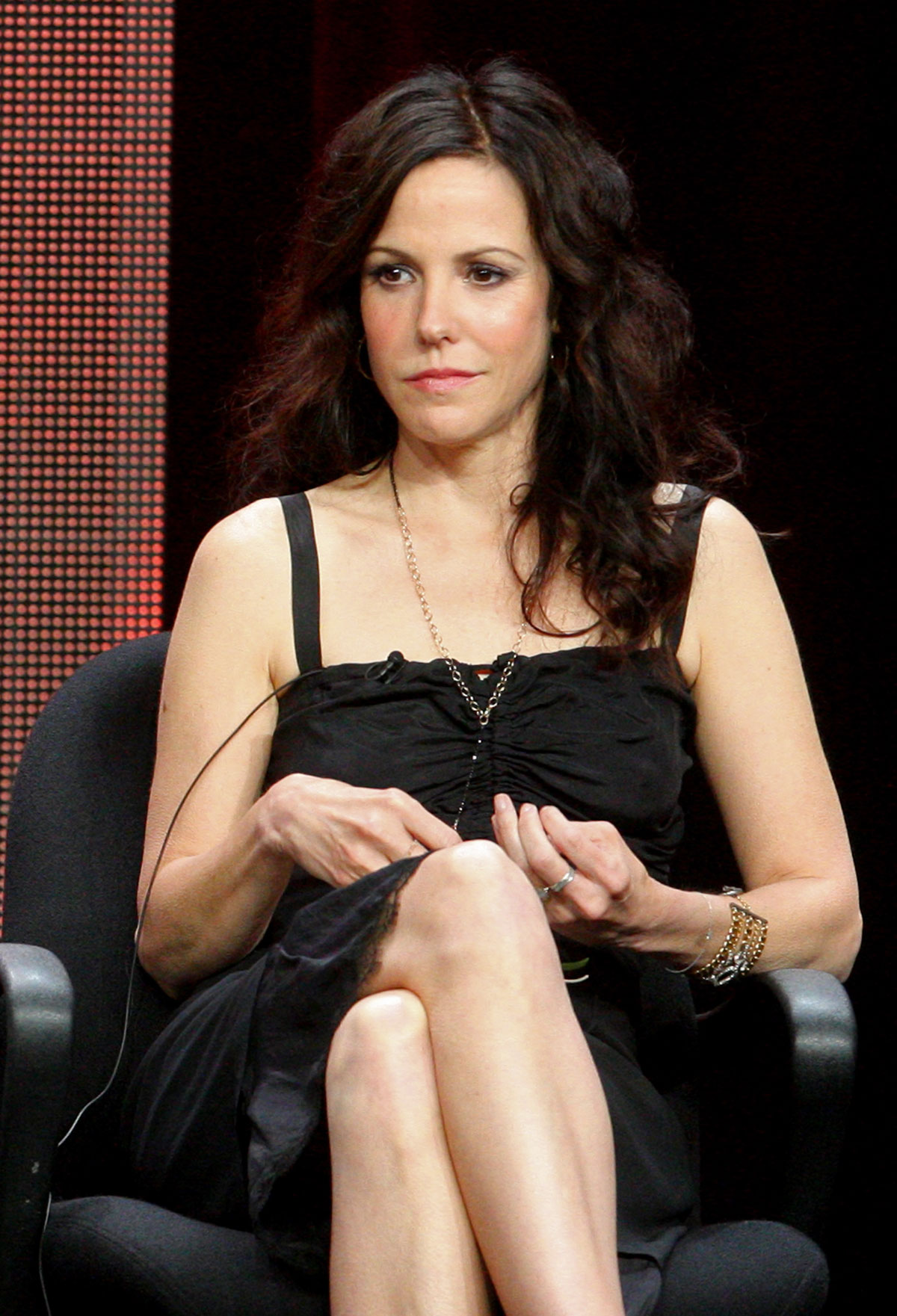 Mary Louise Parker 2012 No Makeup