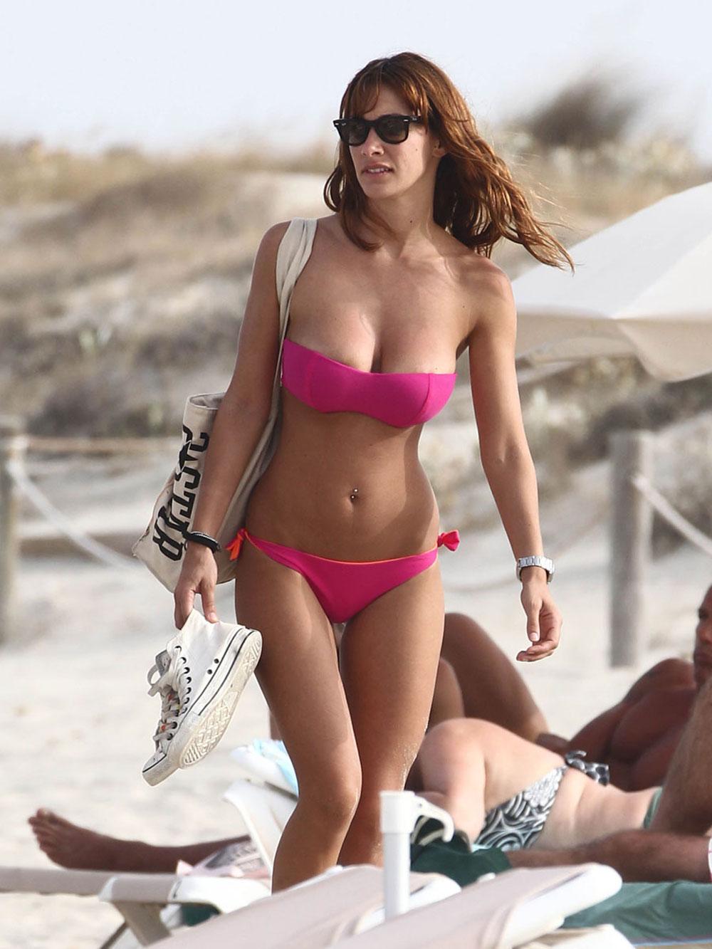 Sanaa latham bikini