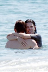 NEVE CAMPBELL and J.J. Feild