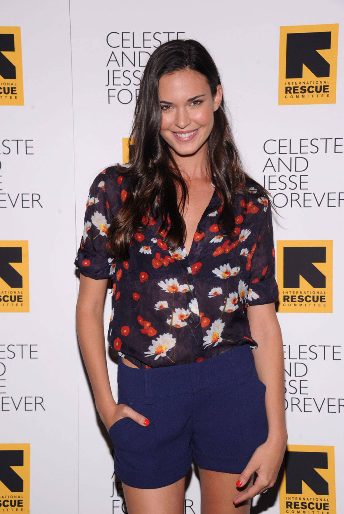 ODETTE ANNABLE at Celeste and Jesse Forever Premiere in ...
