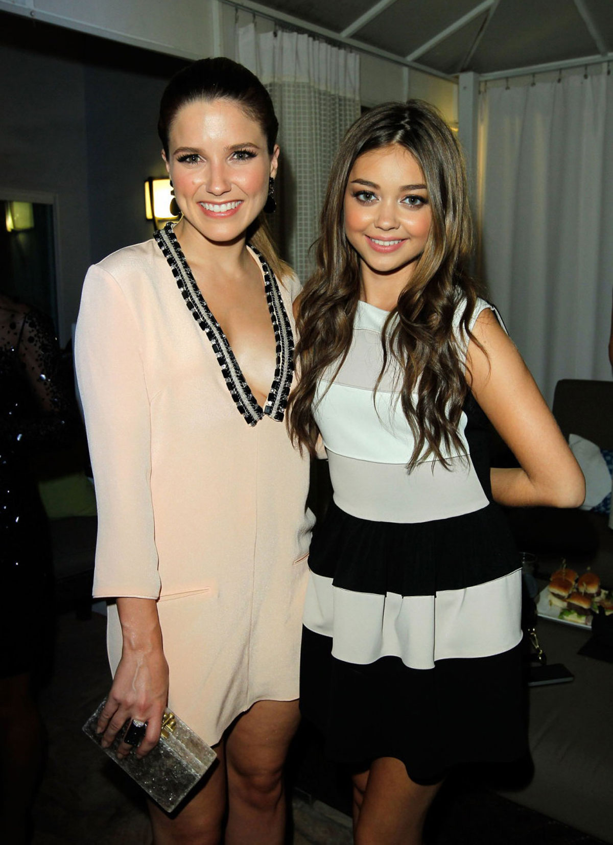 Selena And Sophia >> Sophia Bush At Elle And Miss Me Album Release Party In West