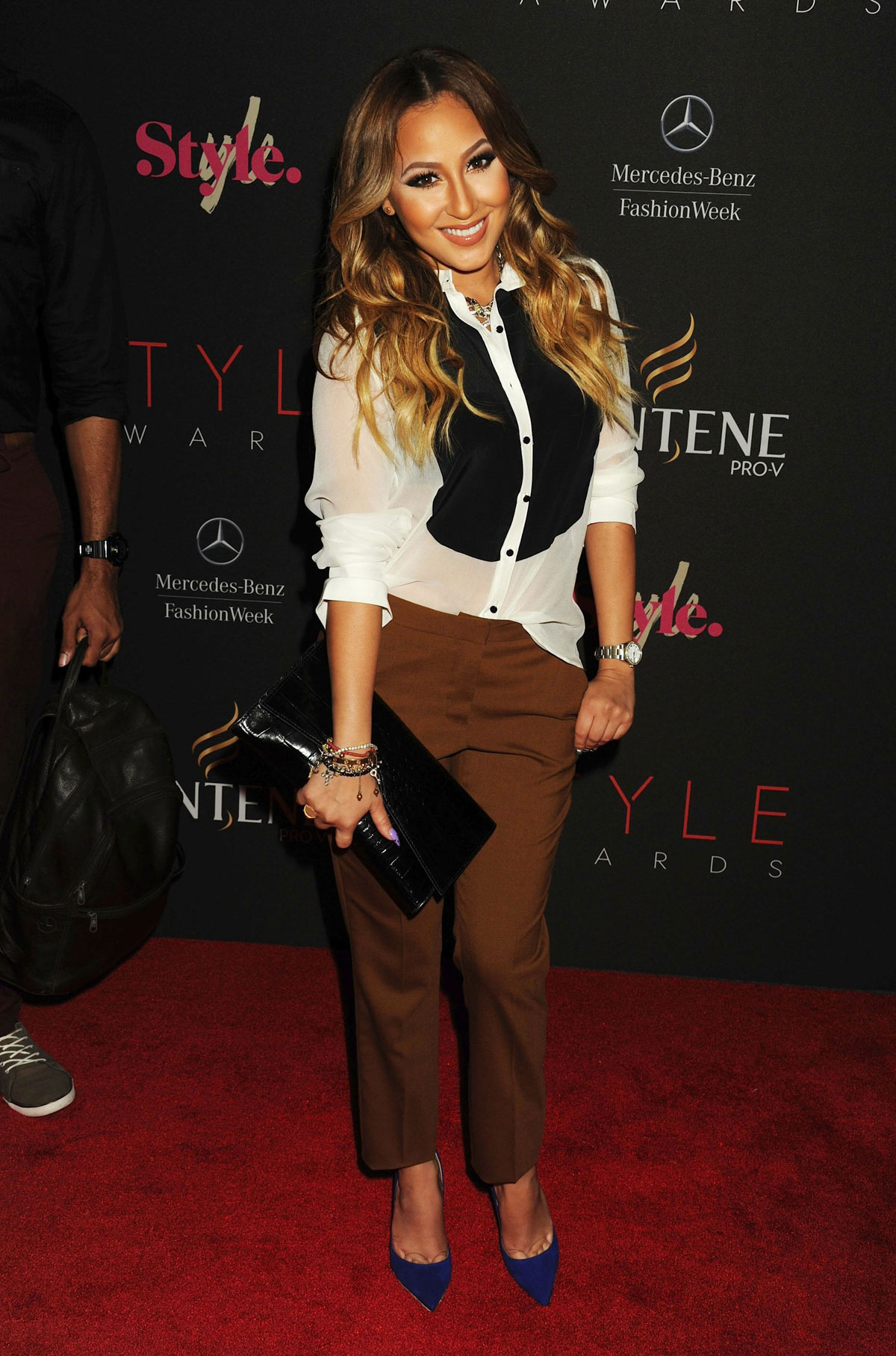 - ADRIENNE-BAILON-at-9th-Annual-Style-Awards-in-New-York-13