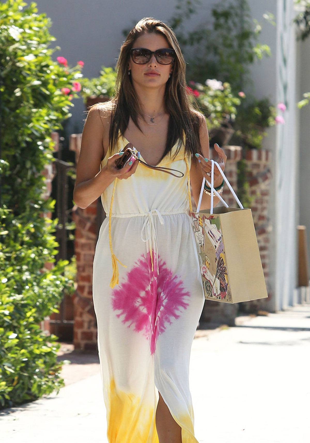 Molly sims archives page 2 of 7 hawtcelebs hawtcelebs - Alessandra Ambrosio In West Hollywood