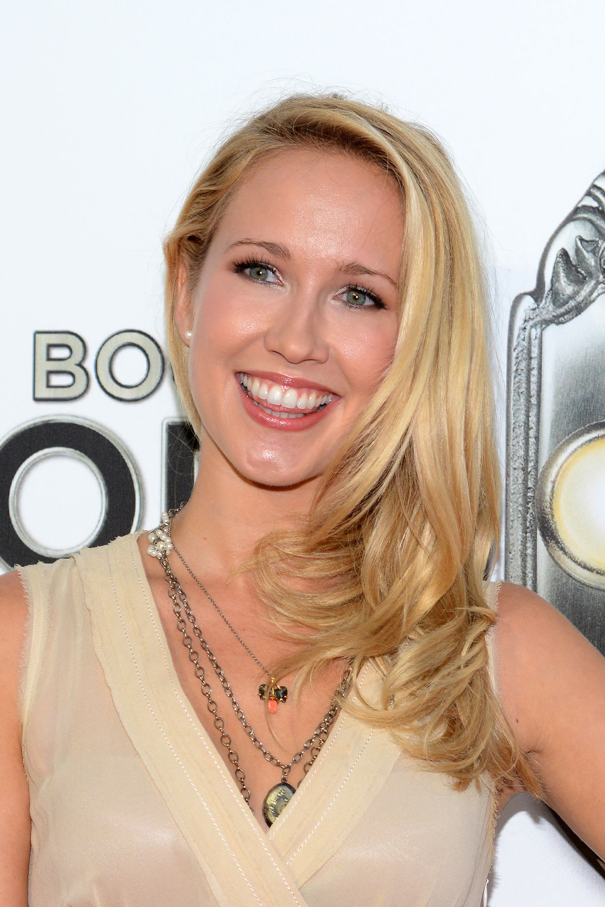 ANNA CAMP at The Book of Mormon Premiere in Los Angeles ...