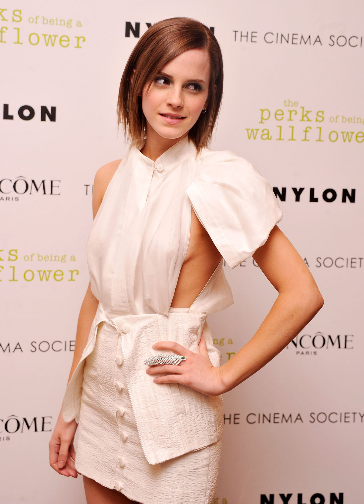 Emma watson the perks of being a wallflower 9