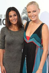 EMMANUELLE CHRIQUI and MALIN AKERMAN