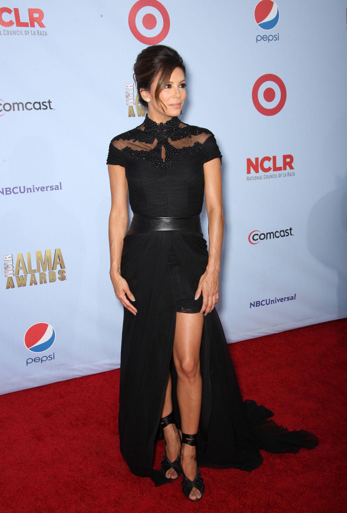 EVA LONGORIA at 2012 NCLR ALMA Awards in Pasadena - HawtCelebs ... Eva Longoria
