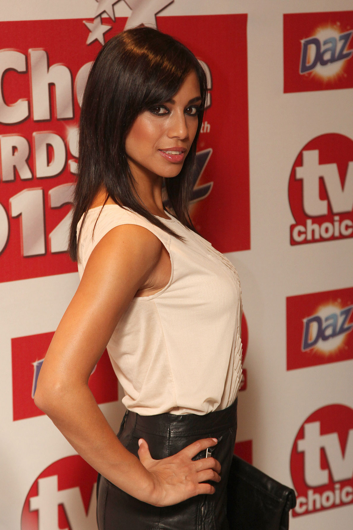 Photos: FIONA WADE At 2012 TV Choice Awards In London