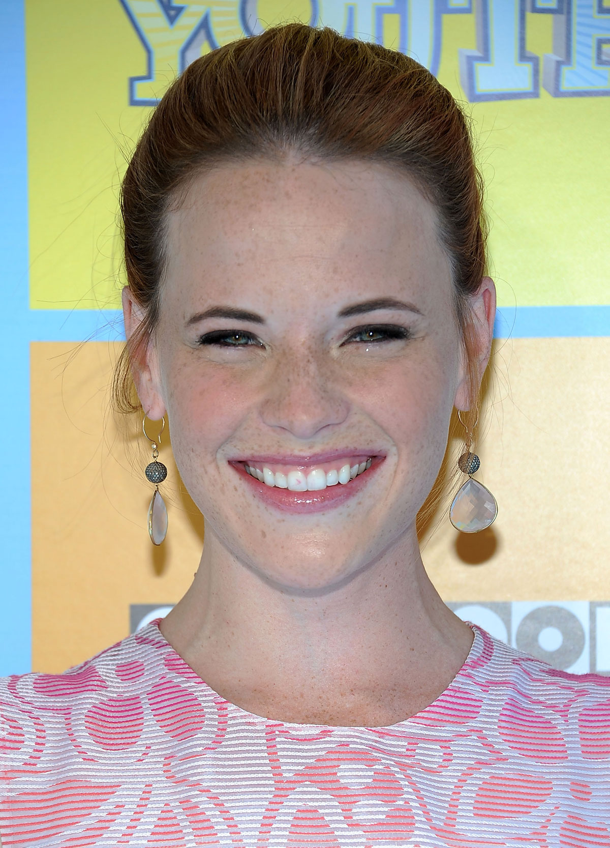 Katie Leclerc At Variety Power Of Youth In Los Angeles