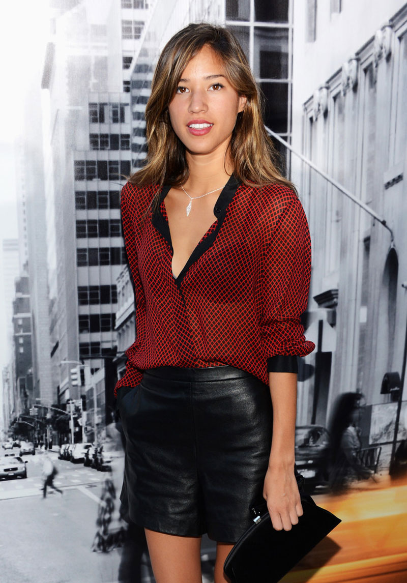 KELSEY CHOW at New Yor...