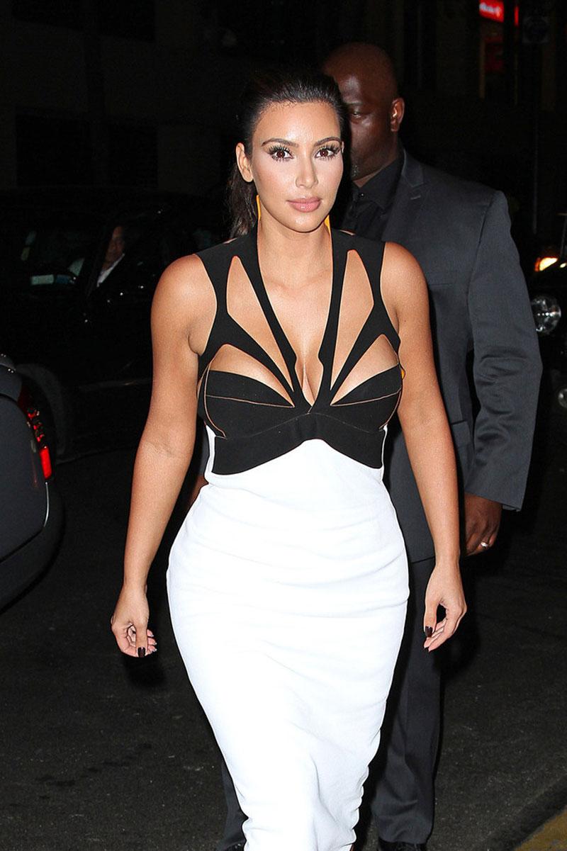 Opinion, kim kardashian tight dress speaking, opinion