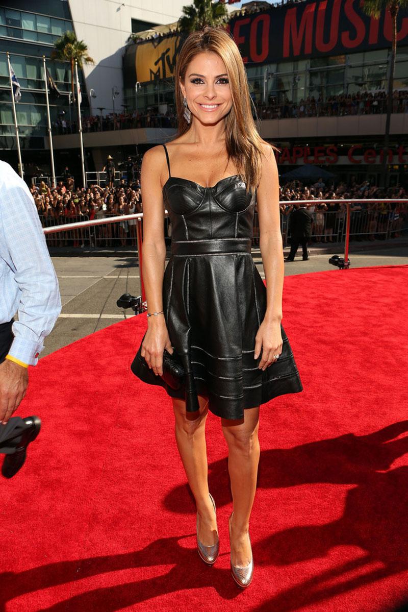 Maria Menounos At 2012 Mtv Video Music Awards In Los