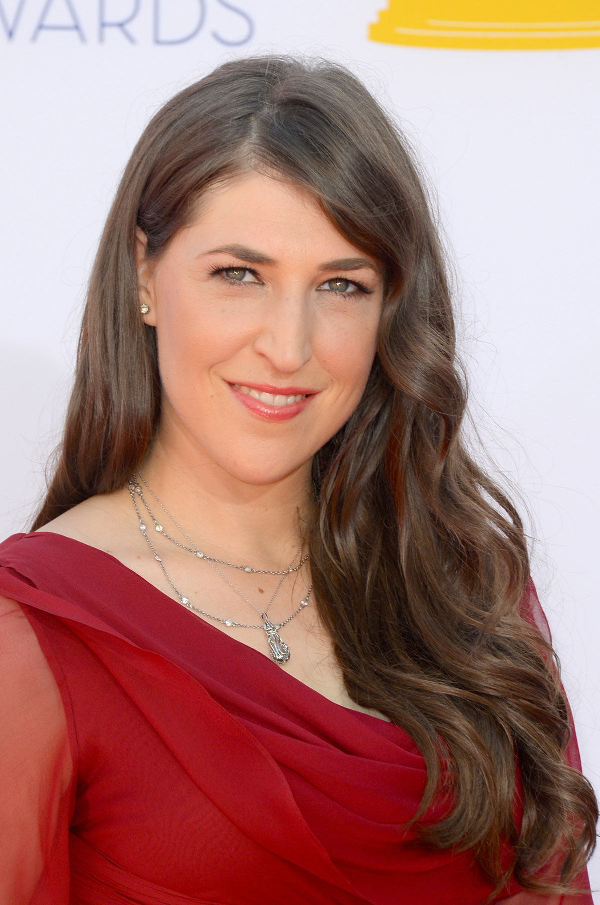 Mayim Bialik Bikini Mayim bialik at emmy awards