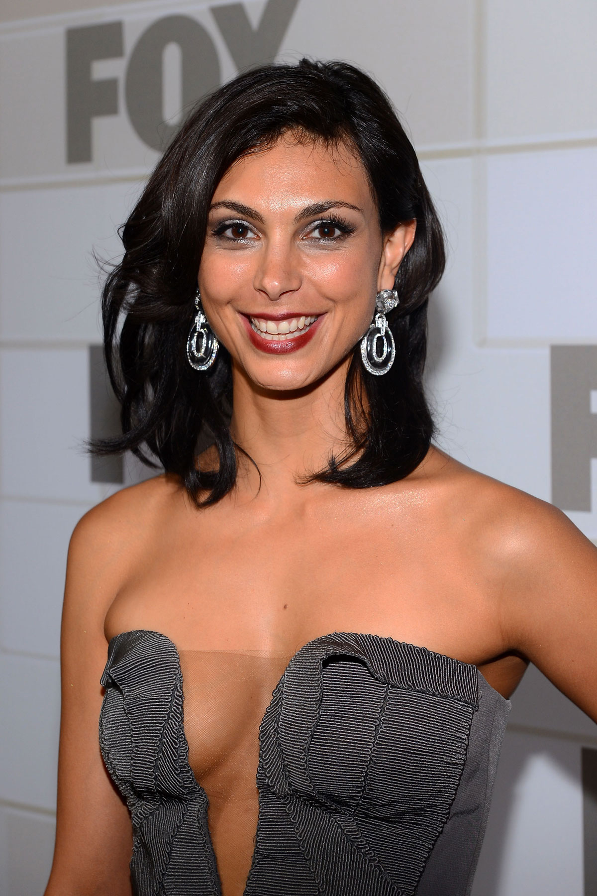 Morena Baccarin At Fo And F Emmy After Party In Los Angeles