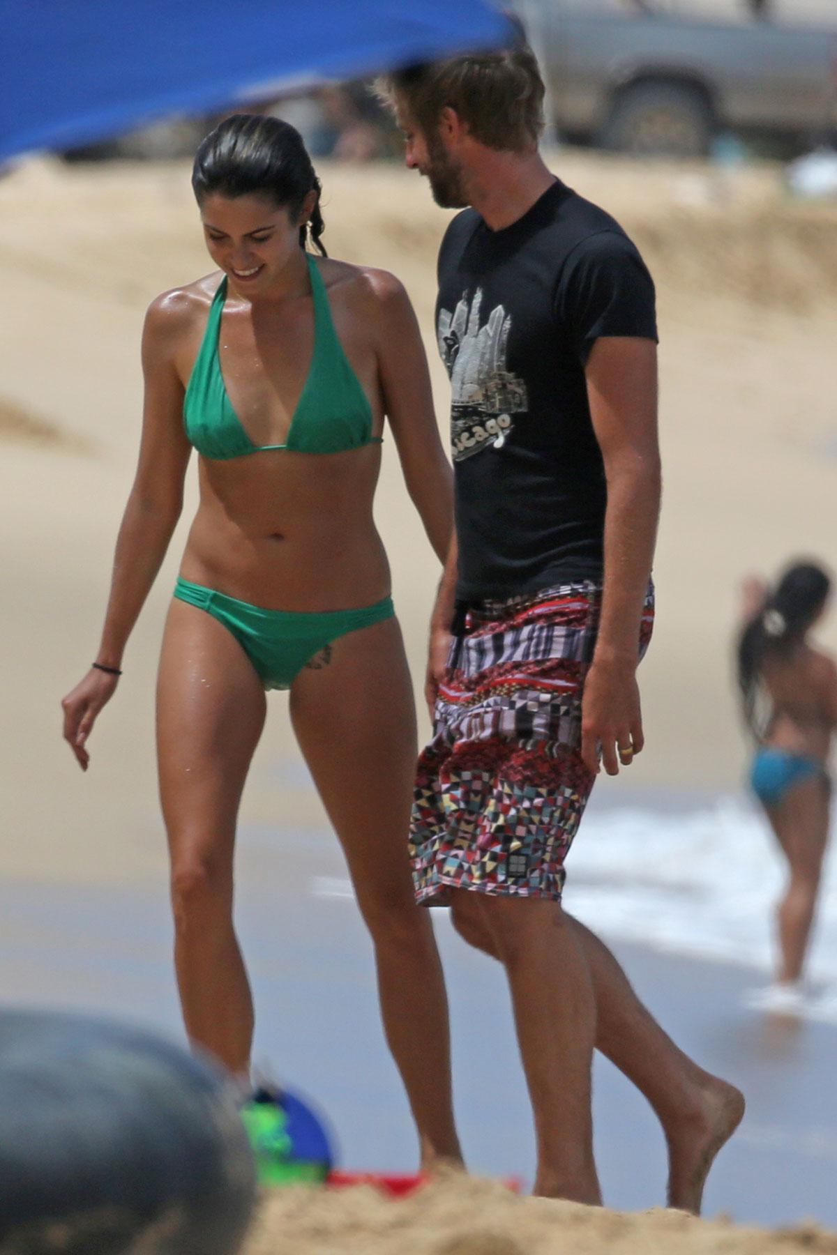 Nikki reed bikini