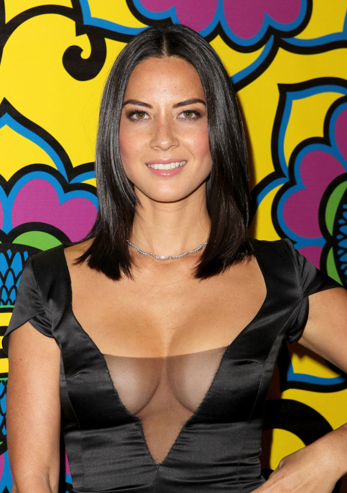 OLIVIA MUNN at HBO Emmy After Party in Hollywood