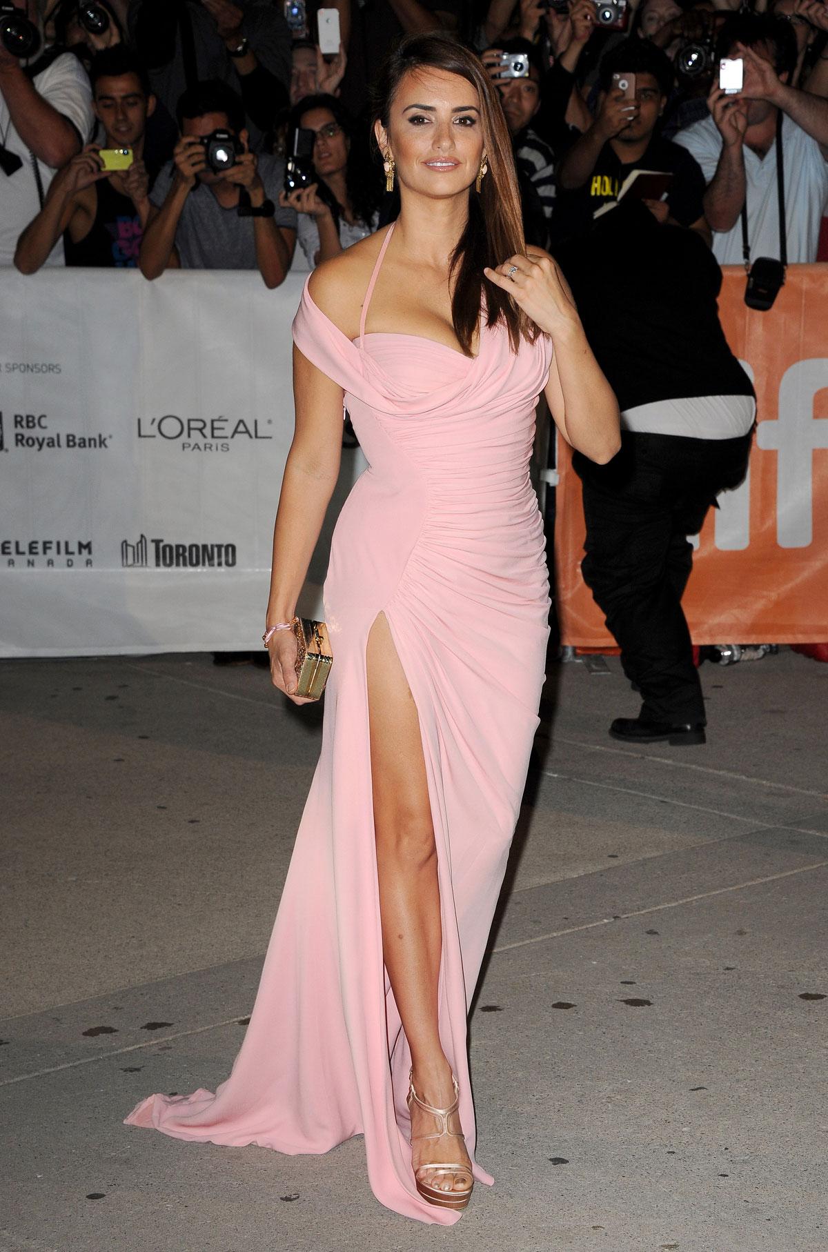 Penelope Cruz At Twice Born Premiere At Toronto Film Fest