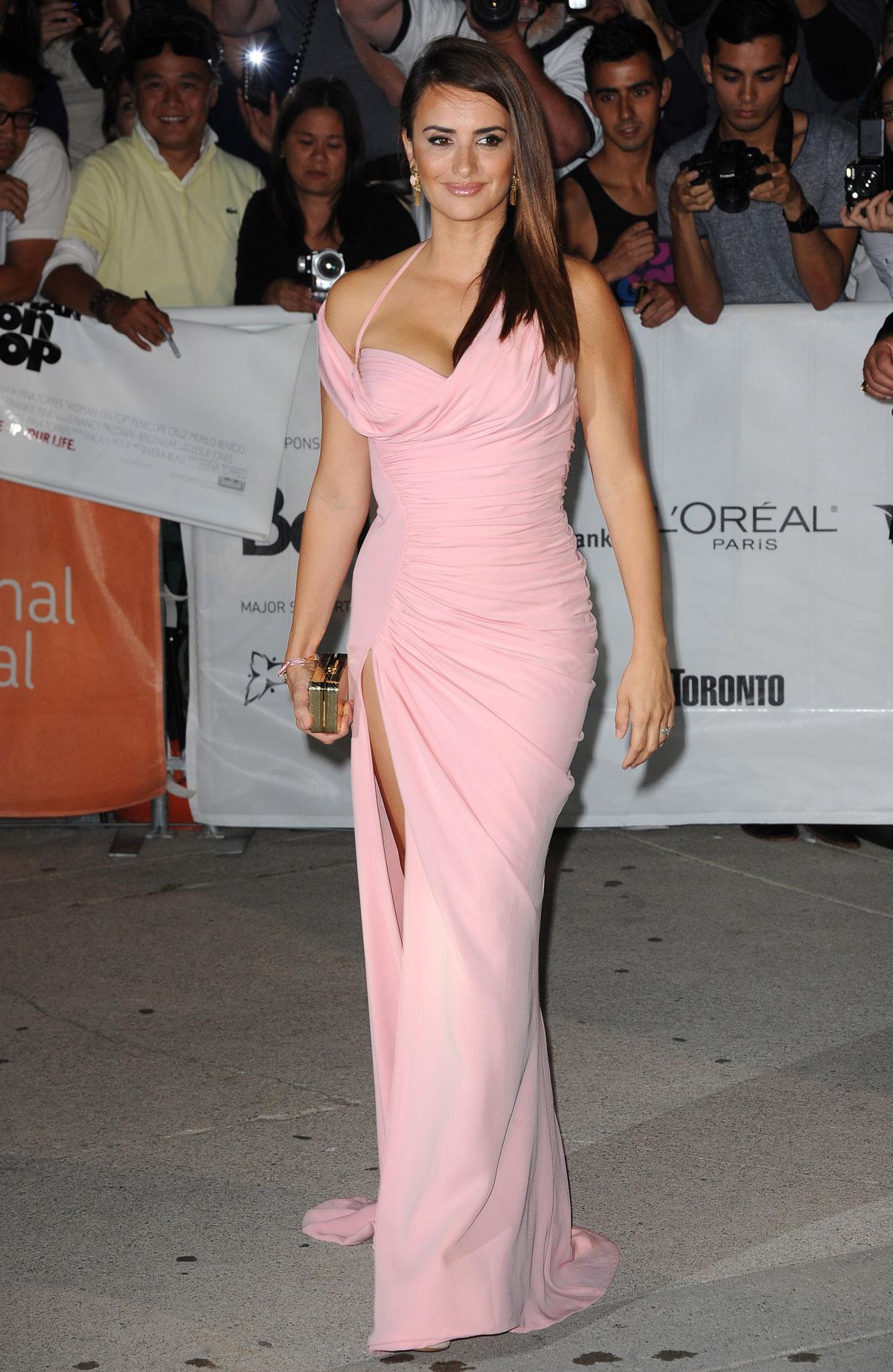 PENELOPE CRUZ at Twice... Penelope Cruz Born