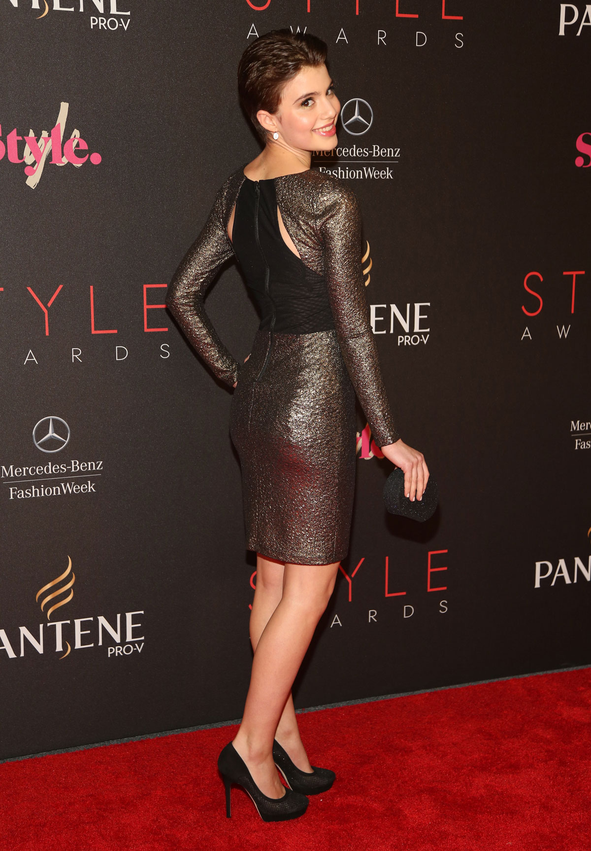 Sami Gayle Swimsuit sami gayle at 9th annual style awards in new york ...